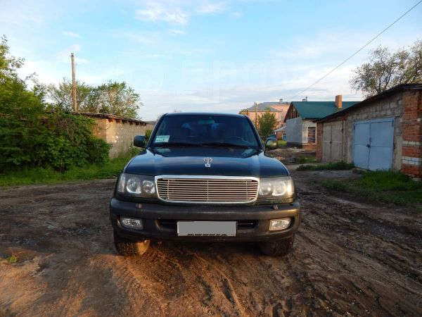 Toyota Land Cruiser, 1998 год, 870 000 руб.