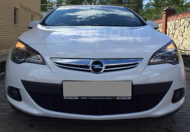Opel Astra GTC, 2013 год, 770 000 руб.