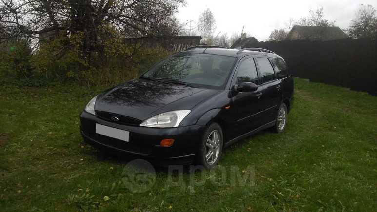 Ford Focus, 2002 год, 190 000 руб.