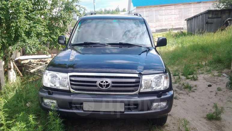 Toyota Land Cruiser, 2007 год, 1 350 000 руб.
