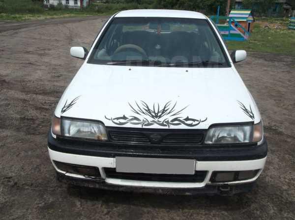 Nissan Pulsar, 1994 год, 100 000 руб.