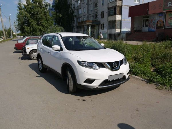 Nissan X-Trail, 2015 год, 1 290 000 руб.