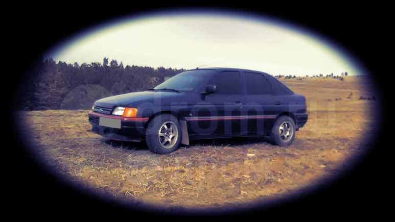 Ford Escort, 1990 год, 50 000 руб.