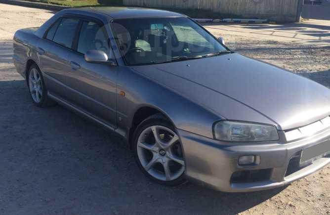 Nissan Skyline, 1999 год, 290 000 руб.