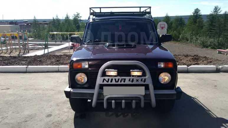 Лада 4x4 2121 Нива, 2011 год, 285 000 руб.