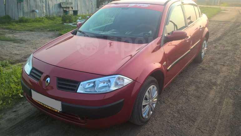 Renault Megane, 2004 год, 225 000 руб.