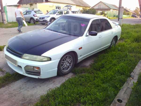 Nissan Skyline, 1997 год, 110 000 руб.