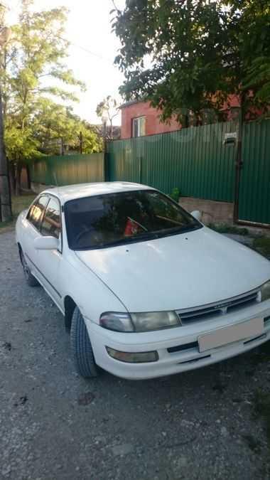 Toyota Carina, 1995 год, 110 000 руб.