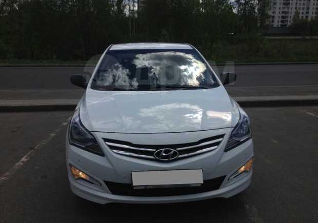 Hyundai Solaris, 2015 год, 550 000 руб.