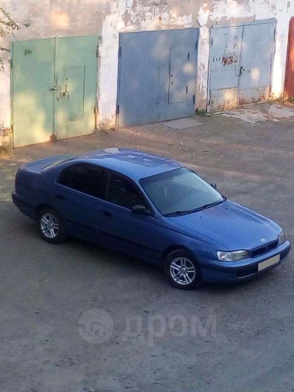 Toyota Carina, 1997 год, 145 000 руб.
