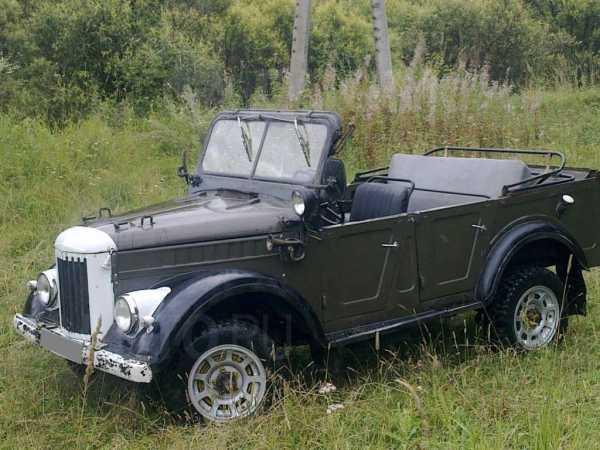 ГАЗ 69, 1972 год, 120 000 руб.
