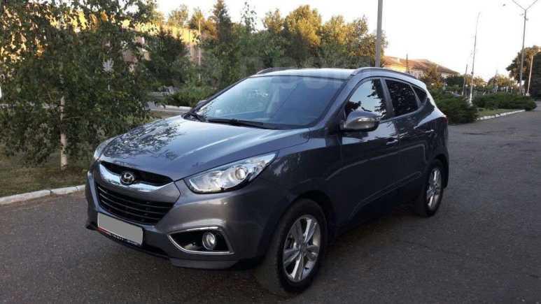 Hyundai ix35, 2012 год, 865 000 руб.