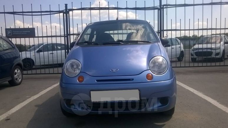 Daewoo Matiz, 2008 год, 120 000 руб.