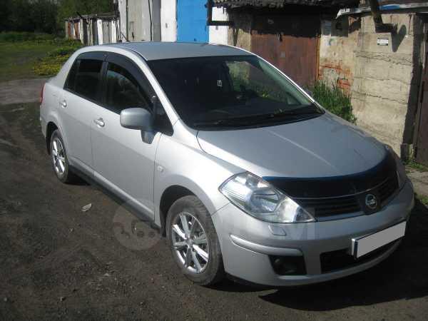 Nissan Tiida, 2007 год, 390 000 руб.