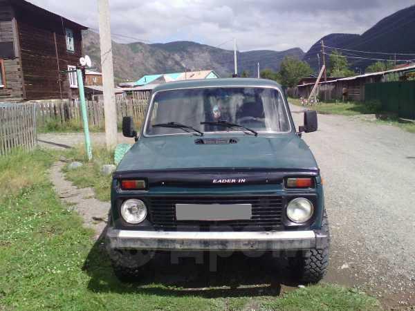 Лада 4x4 2121 Нива, 2008 год, 240 000 руб.