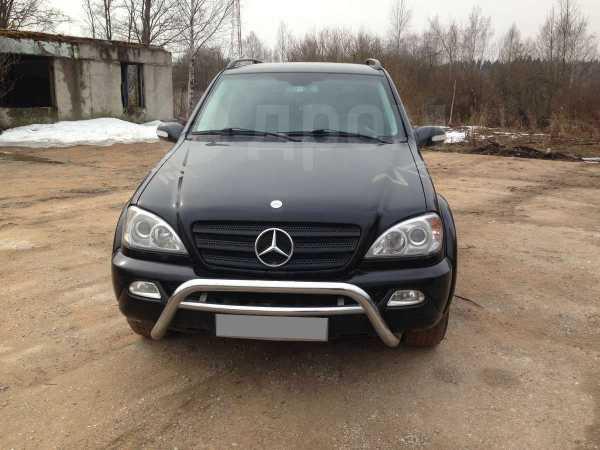 Mercedes-Benz M-Class, 2001 год, 405 000 руб.