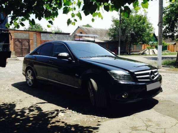 Mercedes-Benz C-Class, 2007 год, 750 000 руб.