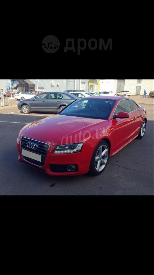 Audi A5, 2010 год, 1 050 000 руб.