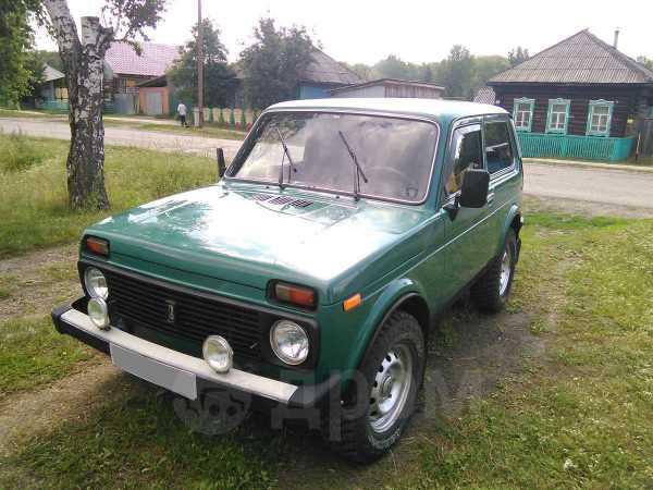Лада 4x4 2121 Нива, 2005 год, 170 000 руб.