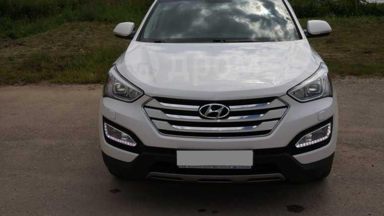 Hyundai Santa Fe, 2014 год, 1 460 000 руб.