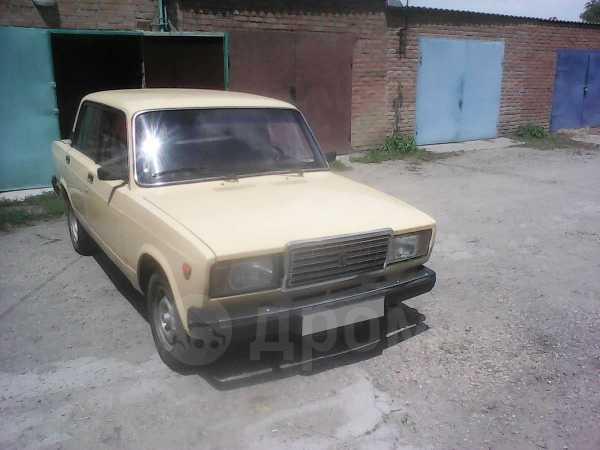 Лада 2107, 1986 год, 45 000 руб.