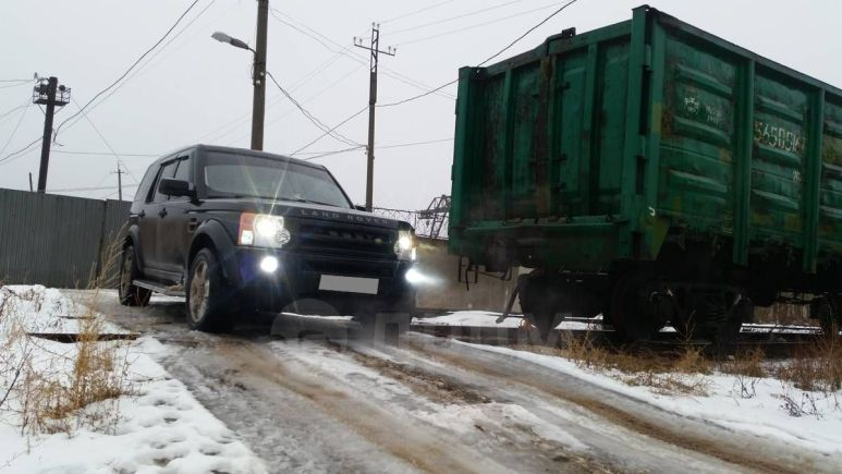 Land Rover Discovery, 2008 год, 880 000 руб.