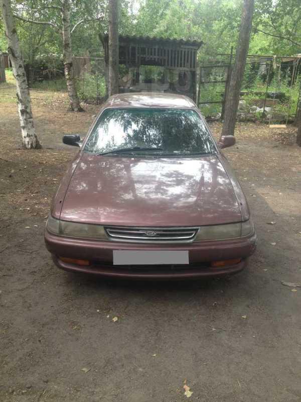 Toyota Corona Exiv, 1989 год, 55 000 руб.