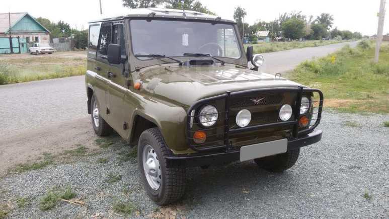 УАЗ 469, 2002 год, 240 000 руб.