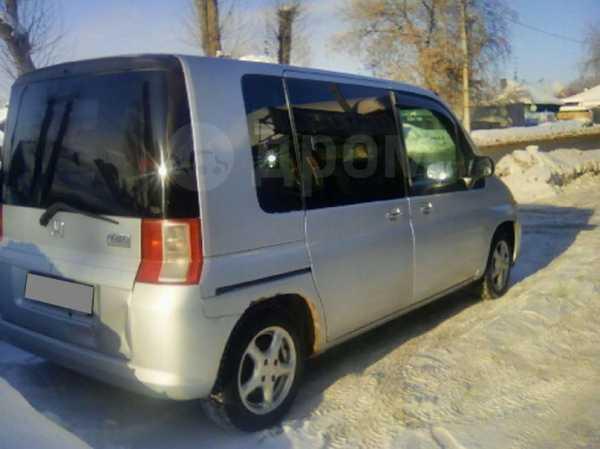 Honda Mobilio, 2002 год, 150 000 руб.