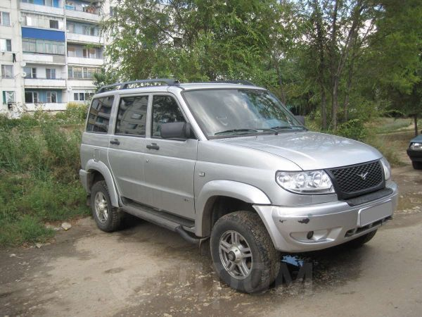 УАЗ Патриот, 2008 год, 330 000 руб.