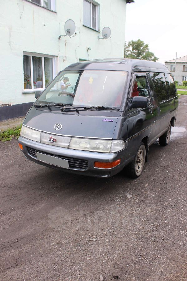 Toyota Town Ace, 1993 год, 160 000 руб.