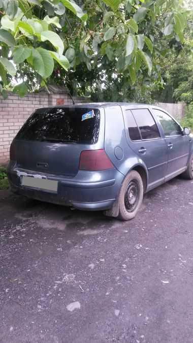 Volkswagen Golf, 1998 год, 130 000 руб.