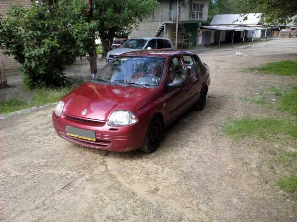 Renault Clio, 2000 год, 155 000 руб.