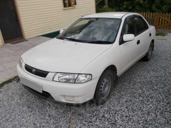 Mazda Familia, 1997 год, 180 000 руб.