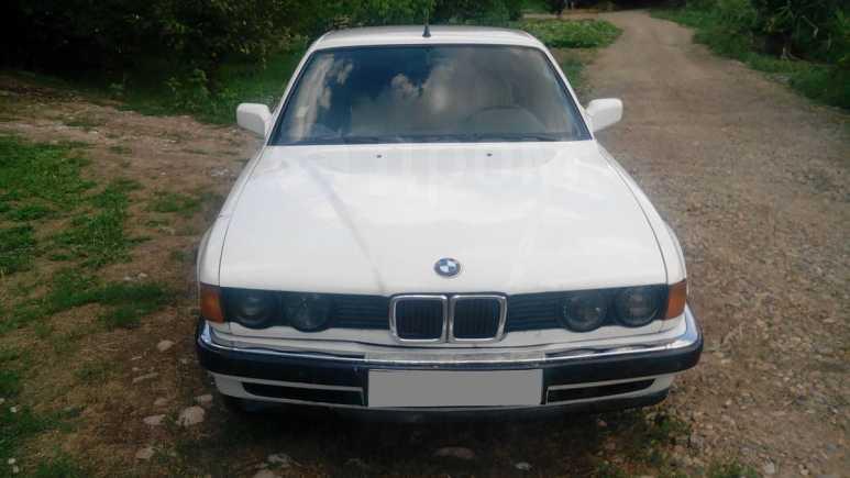 BMW 7-Series, 1989 год, 112 000 руб.