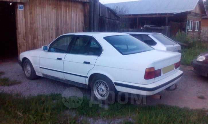 BMW 5-Series, 1988 год, 87 000 руб.