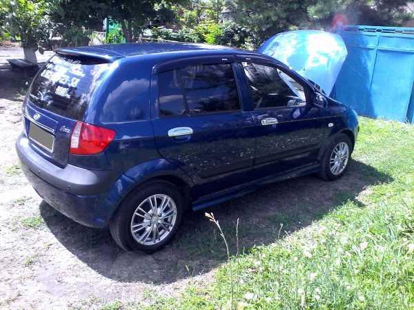Hyundai Getz, 2009 год, 390 000 руб.