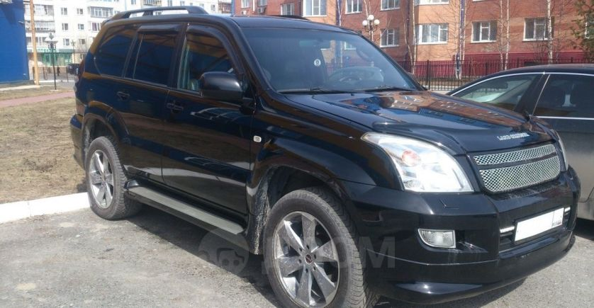 Toyota Land Cruiser Prado, 2006 год, 1 400 000 руб.