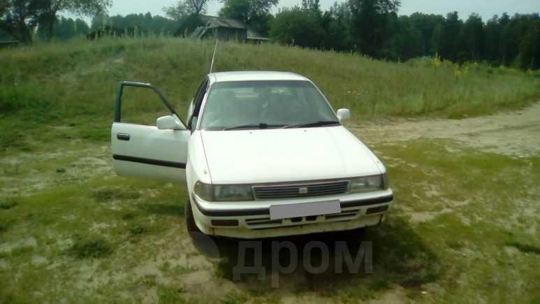 Toyota Corona, 1989 год, 59 000 руб.