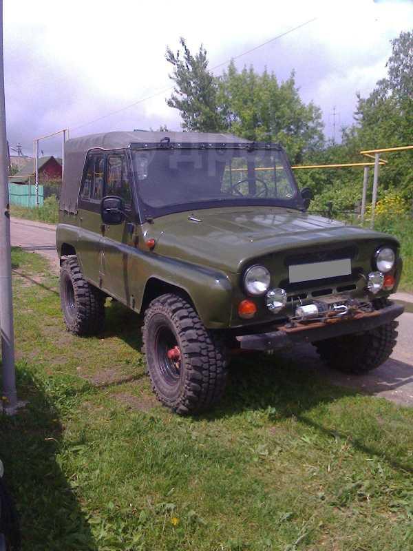 УАЗ 3151, 1994 год, 125 000 руб.