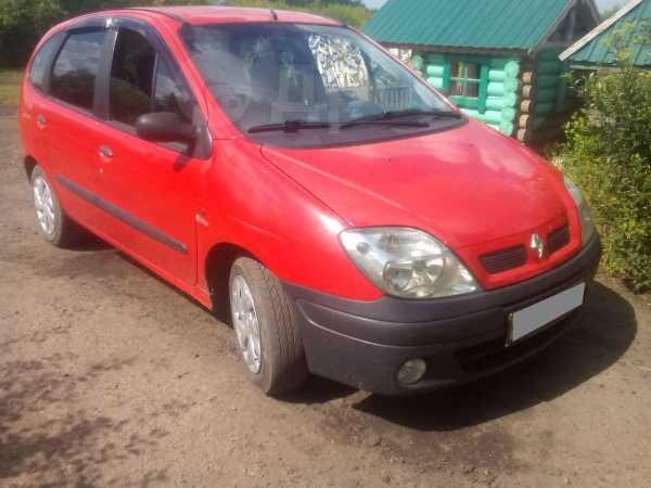 Renault Scenic, 2000 год, 180 000 руб.