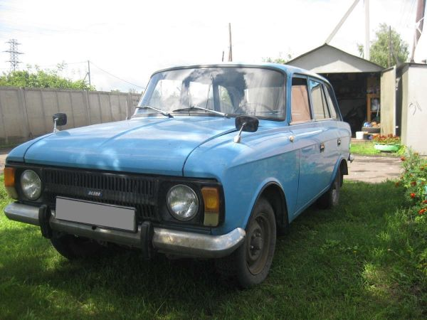 Москвич Москвич, 1989 год, 30 000 руб.