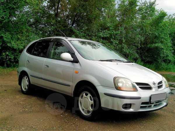 Nissan Tino, 2001 год, 263 000 руб.