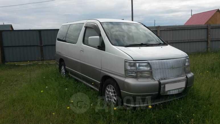 Nissan Caravan Elgrand, 1997 год, 150 000 руб.