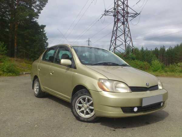 Toyota Platz, 2001 год, 170 000 руб.