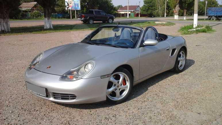 Porsche Boxster, 2000 год, 760 000 руб.