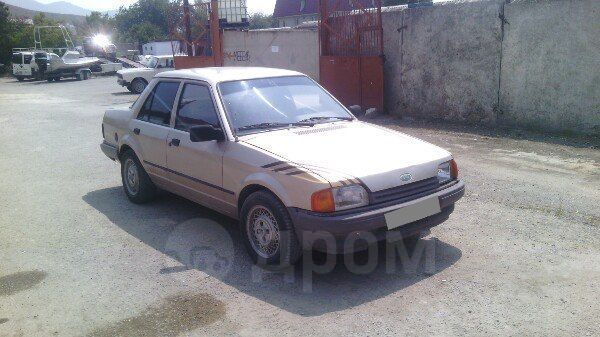 Ford Orion, 1987 год, 65 000 руб.