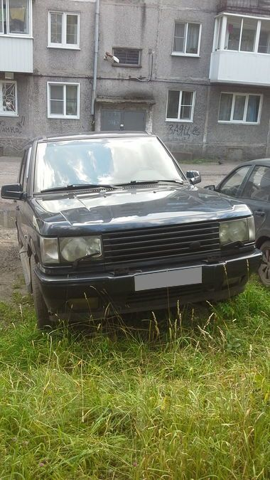 Land Rover Discovery, 1998 год, 350 000 руб.