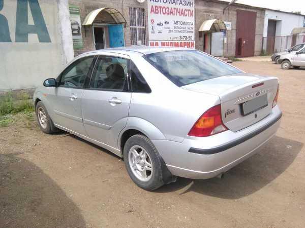 Ford Focus, 2004 год, 175 000 руб.