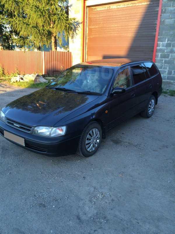 Toyota Caldina, 2001 год, 225 000 руб.